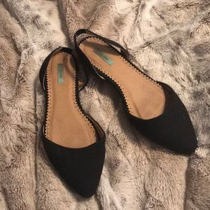 Urban Outfitters black flats
